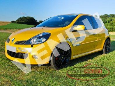 79 - 0 - RENAULT CLIO III 2.0 16V 200 RS F1 TEAM R27 N°927
