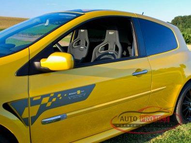 RENAULT CLIO III 2.0 16V 197 RS F1 TEAM R27 N°927 - 9