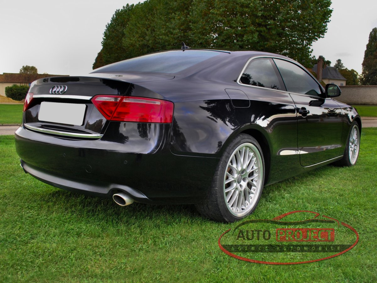 audi a5 coupe 2 7 v6 tdi 190 dpf s line multitronic. Black Bedroom Furniture Sets. Home Design Ideas