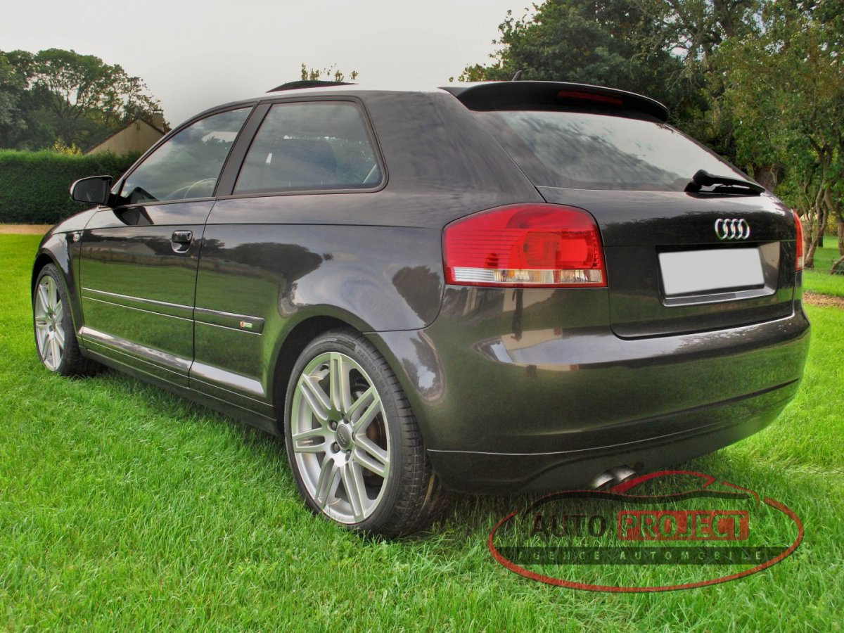 audi a3 ii 2 0 tdi 140 dpf ambition luxe voiture d 39 occasion evreux 27000 auto project. Black Bedroom Furniture Sets. Home Design Ideas