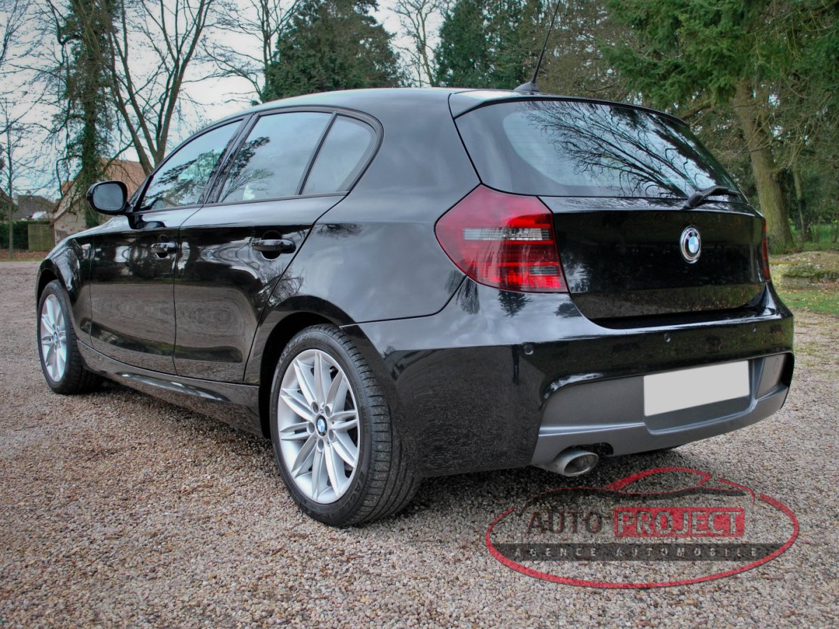 bmw serie 1 e87 118d 143 edition sport voiture d 39 occasion reuilly 27930 auto project. Black Bedroom Furniture Sets. Home Design Ideas