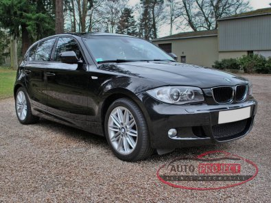BMW SERIE 1 E87 118D 143 EDITION SPORT - 7