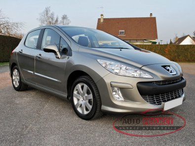 peugeot 308 1 6 hdi 110 fap premium voiture d 39 occasion evreux 27000 auto project agence. Black Bedroom Furniture Sets. Home Design Ideas