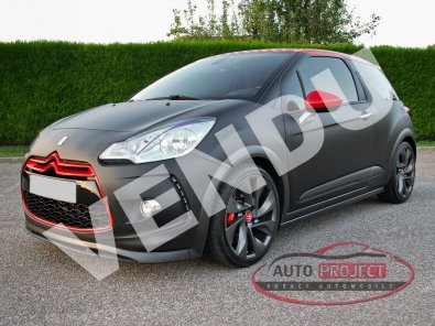 97 - 0 - CITROEN DS3 1.6 THP 202 RACING S. LOEB N°160